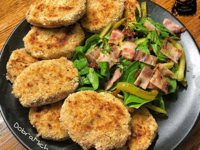 Kotleciki z Ziemniaków i Tuńczyka