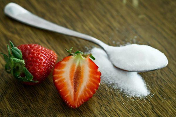 cukier truskawka