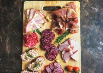 deska mięs