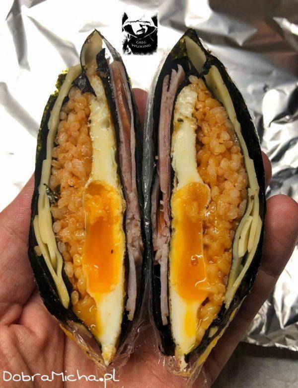 Kanapka Kimbap Onigirazu
