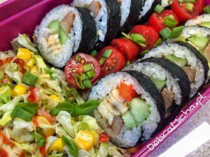 Gotowy Kimbap Sushi