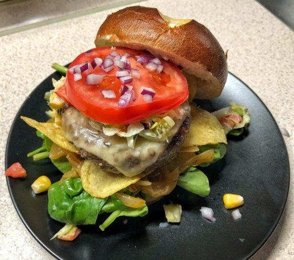 policzony fit hamburger